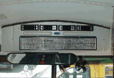Nesco Bus 187 Air Conditioning