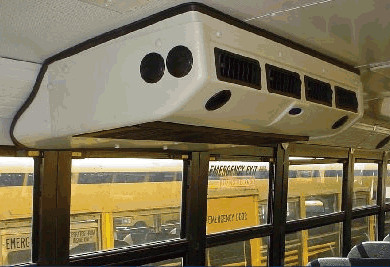 Nesco Bus 187 Air Conditioning