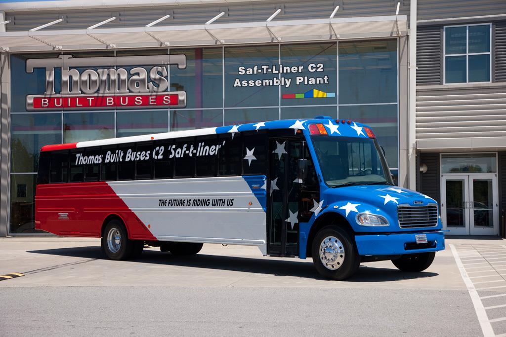 Patriot Bus